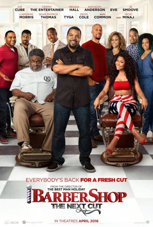 Barbershop Next Cut : ... Screening Passes to BARBERSHOP: THE NEXT CUT!  BackstageOL.com
