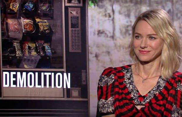Demolition Naomi Watts Talks About Separating Her Various