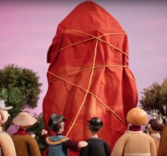 Watch: Radiohead's Stop-Motion Video For 'Burn The Witch'