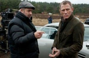 Sam Mendes Not Directing Next James Bond Film