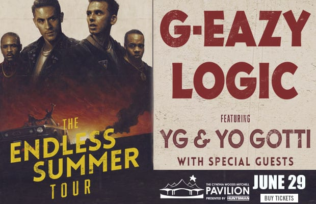 G-Eazy & Logic: The Endless Summer Tour