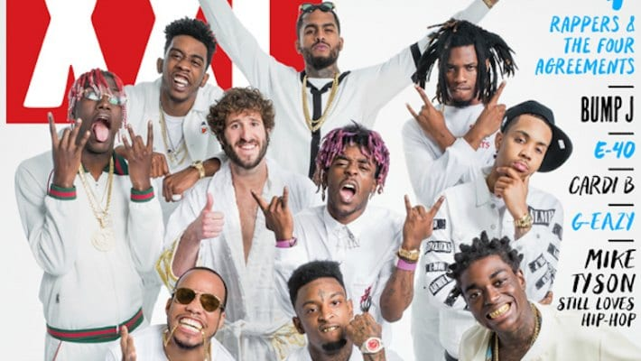 J Cole Grill Xxl Mag Magazine Relat...