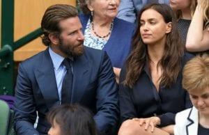 Bradley Cooper & Irina Shayk Caught Fighting At Wimbeldon?