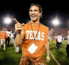 Matthew McConaughey To Teach Film Class At University of Texas