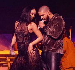 Drake Congratulates Rihanna With Billboard