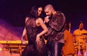 Drake Congratulates Rihanna With Billboard