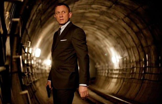 more james bond movies