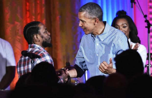 President Obama Is A Fan Of Rappers Chance, Jay Z & More
