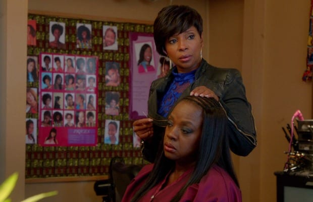 Watch: First Look At Mary J. Blige In 'How To Get Away With Murder'