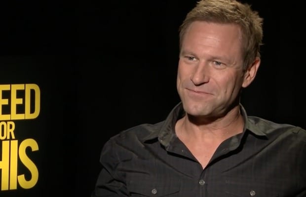 Aaron Eckhart: 'Bleed For This' Is A Story About Dreams