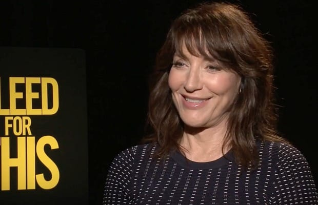 Katey Sagal Talks 'Bleed For This' & Working With Miles Teller