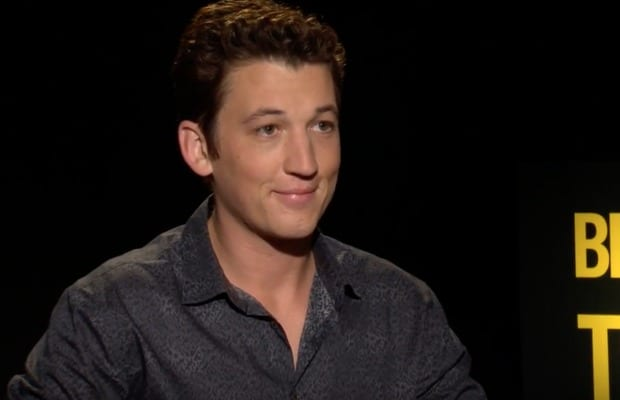 Miles Teller Spills His Intense Training Process For 'Bleed For This'