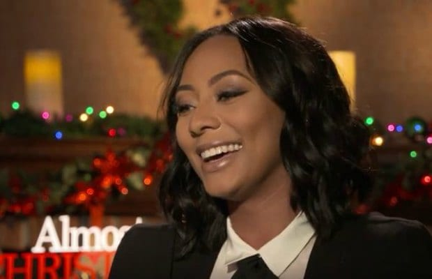 almost christmas features a star studded cast which includes singer keri hilson - Black Christmas Cast