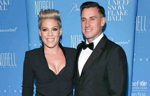 Pink Reveals Baby Bump In Surprise Post