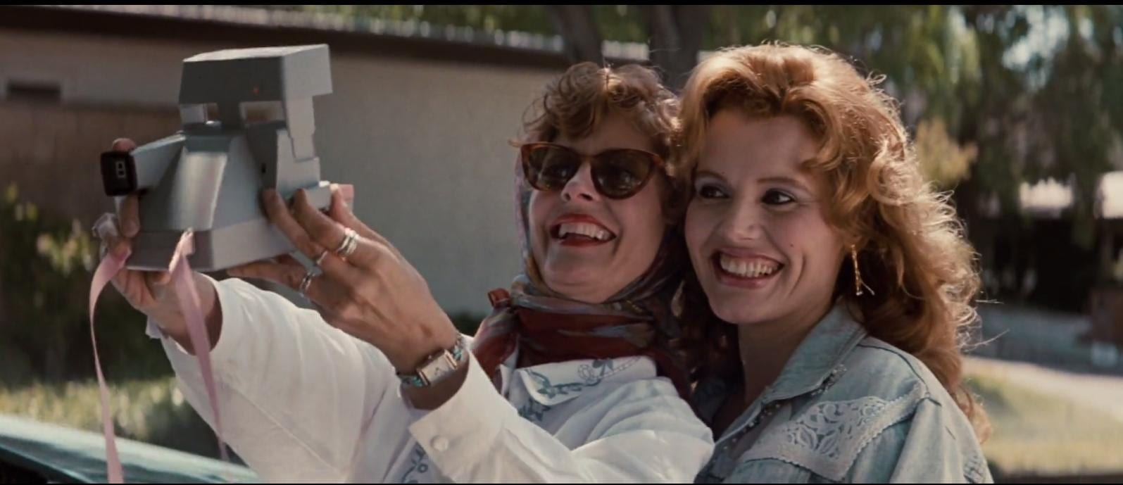 thelma and louise essay Music and movies essays: thelma and louise thelma and louise this essay thelma and louise and other 63,000+ term papers, college essay examples and free essays are available now on reviewessayscom autor: reviewessays • november 29, 2010 • essay • 581 words (3 pages) • 566 views.