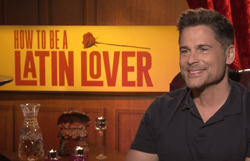 Rob lowe plays a gigolo in how to be a latin lover backstageol backstageols dave morales sat down with rob lowe in this backstage interview to talk about the upcoming comedy how to be a latin lover directed by ken ccuart Image collections
