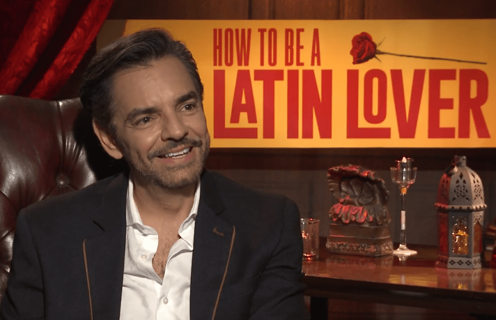 Star producer eugenio derbez talks how to be a latin lover backstageols dave morales sat down with star and producer eugenio derbez in this backstage interview to talk about the comedy how to be a latin lover ccuart Image collections