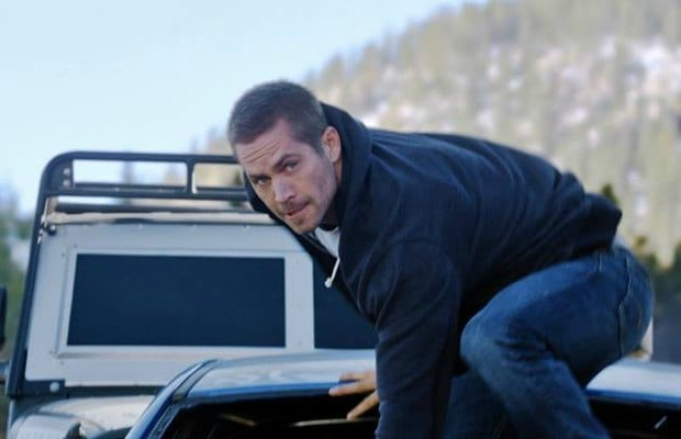Paul Walker S Daughter Posts Touching Tribute On