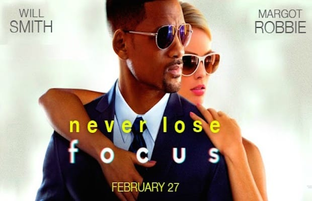 "Movie Review: ""Focus"" is Predictable but Doesn't Disappoint ..."
