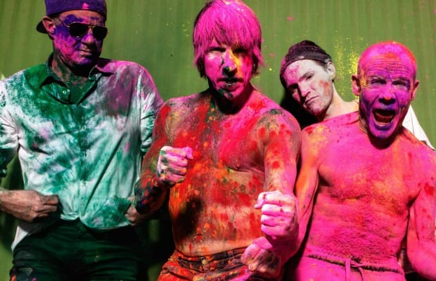 red hot chili peppers debut new single. Black Bedroom Furniture Sets. Home Design Ideas